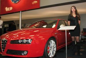 Auto-Expo 2010: un salon pour la relance