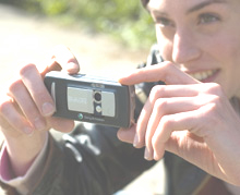 Sony Ericsson K750i : un pro de la photo