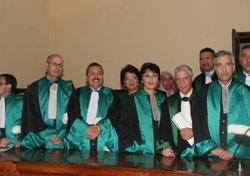 L'USAID forme Les juges des tribunaux de commerce