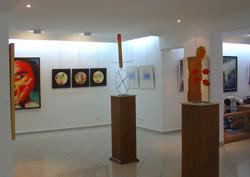 Une nouvelle galerie d'art à Tanger