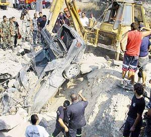 Liban : les hostilités s'intensifient