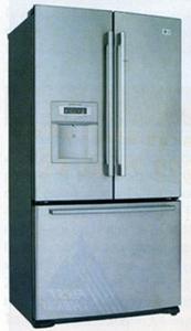 LG : nouvelle gamme de réfrigérateurs Side by Side