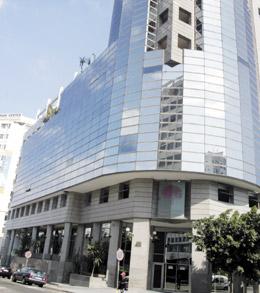 La bourse de Casablanca en baisse