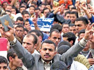 Egypte : les frères privés de leurs avoirs