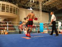 Agadir abrite le Kick et Thai-Boxing