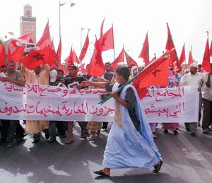 Une ONG marocaine lance une marche sur Tifariti