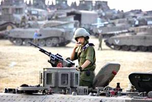 Israël fait la guerre à Hamas