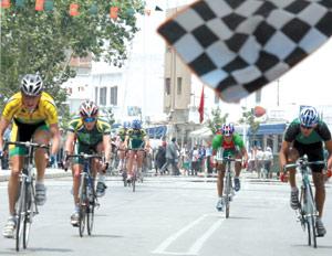 Tour cycliste du Maroc : Première victoire d'étape pour le Maroc