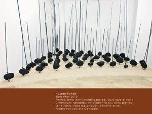«Nature et paysage» : Pus de 70 artistes dévoilent leurs oeuvres à la Société générale