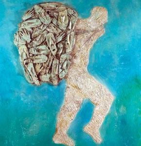 Arts plastiques : Mahi Binebine raconte son aventure colorée