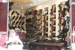 La chaussure marocaine à Paris