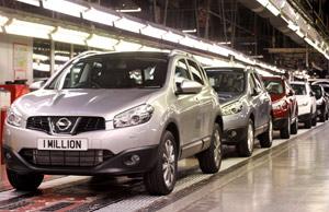 Nissan : Un million, en «Qash» !