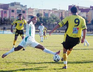 GNFE 1 : Le Fath de Rabat a failli réaliser sa première victoire de la saison