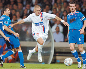 Football : Lyon refuse la spirale de l'échec