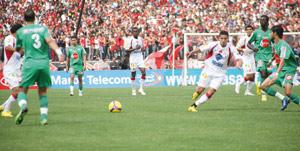 Raja-Wydad : Un match choc sous haute surveillance ce dimanche