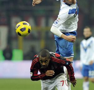 L'AC Milan engrange, l'AS Rome gaspille