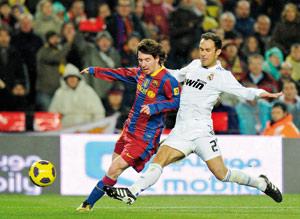 Coupe du Roi : Un clasico Barça-Real en finale