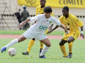 L'Olympique de Khouribga  quitte la compétition