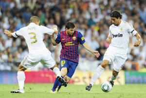 Supercoupe d'Espagne : Le Real Madrid mal payé de ses efforts face au Barça