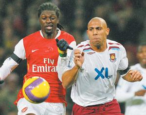 Arsenal conserve son bien