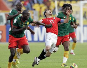 Égypte-Cameroun : un match au goût de la revanche