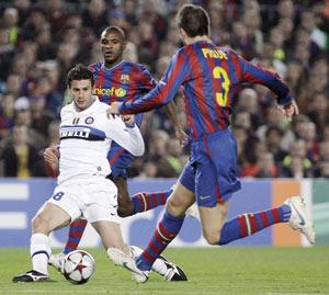 Le Barça reprend la tête du classement