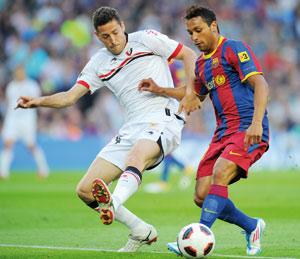 Le Barça et le Real Madrid gagnent et se préservent