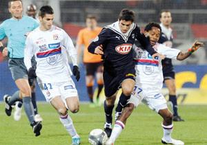 Championnat de France : Bordeaux enfonce Lyon
