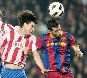 Espagne : Record de victoires et dix points d'avance pour FC Barcelone