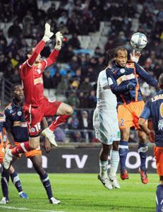 Le coup parfait pour Marseille qui déloge Lille
