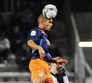 Montpellier revient à hauteur de Bordeaux