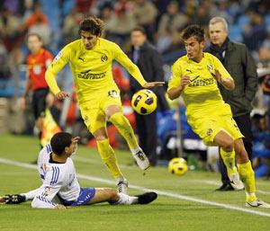 Championnat d'Espagne : Villarreal et l'Espanyol Barcelone s'installent