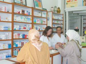 Des pharmaciens s'opposent à El Malki
