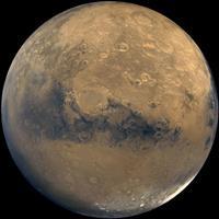 Un voyage au coeur de la planète Mars