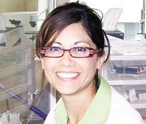 Une salétine dans la lutte contre le cancer