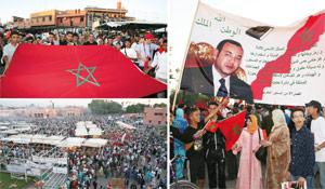 Reportage : Tous pour Marrakech