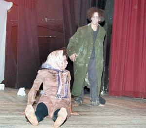 Théâtre : Les spectacles subventionnés