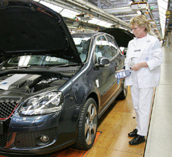 Automobile : Volkswagen se renforce industriellement en Inde