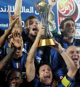 Mondial des clubs : L'Inter Milan trop puissant pour Mazembe