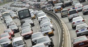 Chine : Au moins 200 millions de véhicules en 2020
