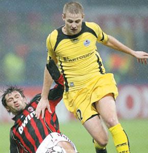 Ligue des champions : Lille bat l'AC Milan