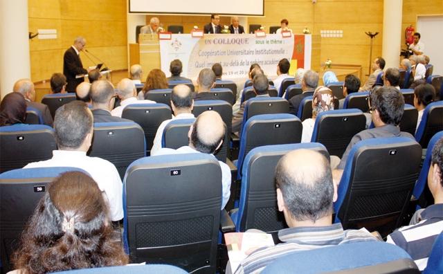 Oujda : Consolidation de la coopération universitaire belgo-marocaine