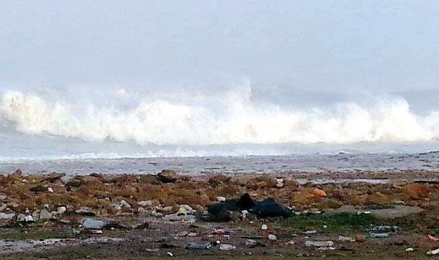 Déferlement de vagues sur les côtes Marocaines : La direction de la Météorologie s explique