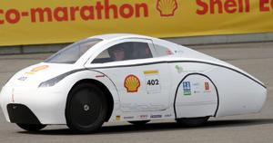 Shell Eco-Marathon : des Marocains en lice