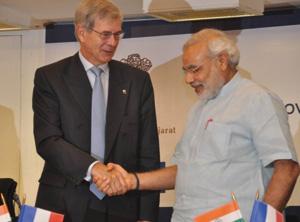 Constructeurs : PSA a choisi l'Inde pour sa future usine, opérationnelle en 2014