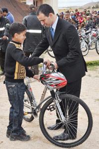 Téléx : nouvelle édition de l'opération vélos