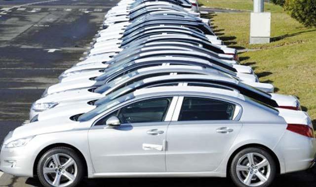Ventes automobiles : Chiffres en berne