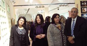 Ouverture du Moussem des femmes créatrices