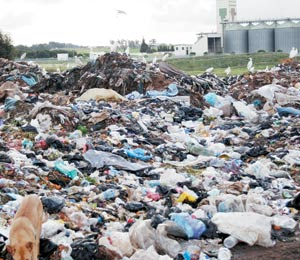 Environnement : Gestion des déchets : GTZ en première ligne