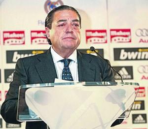 Confirmation de Vicente Boluda à la présidence du club